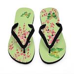 .::MoonDreams::. Pink Green Butterflies