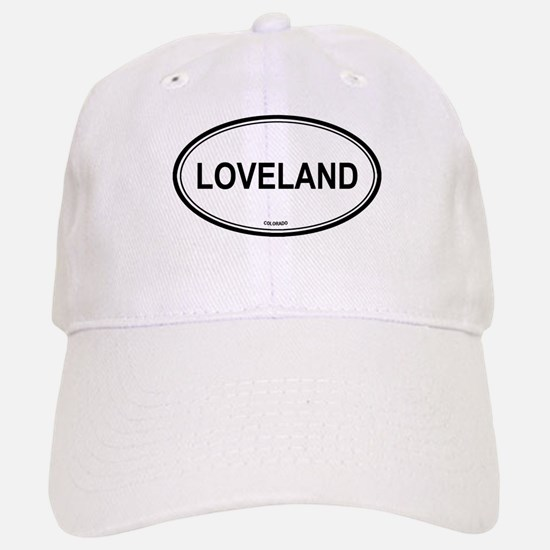 Loveland (Colorado) Baseball Baseball Cap