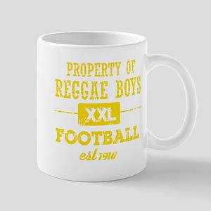 Property of Jamaica Soccer Mug