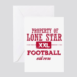 Property of Liberia Soccer Greeting Card