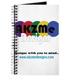 AKZMedesigns LOGO Journal