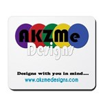 AKZMedesigns LOGO Mousepad