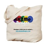 AKZMedesigns LOGO Tote Bag