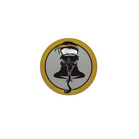 Master Ninja Mini Button (10 pack)