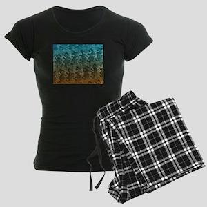 sex. Women's Dark Pajamas