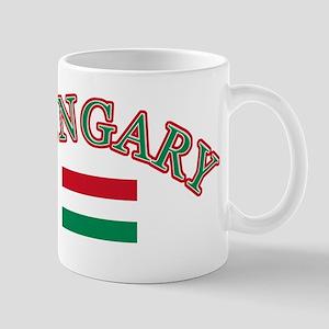 Hungary Soccer Designs Mug