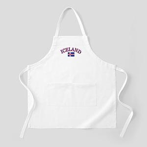 Iceland Soccer Designs Apron