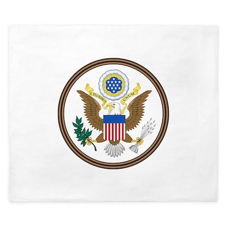 USA Seal King Duvet