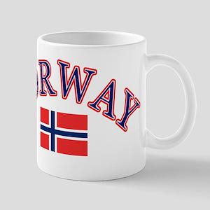 Norway Soccer Designs Mug