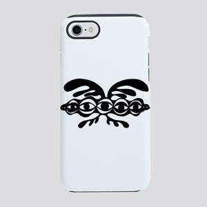 Magic Eyes Iphone 7 Tough Case