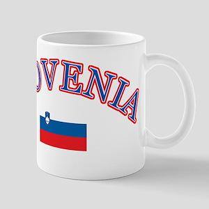 Slovenia Soccer Designs Mug