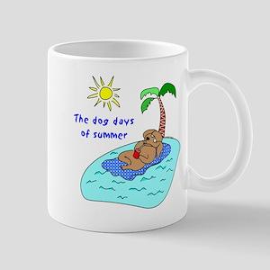 Dog Days of Summer Mug