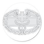 CFMB Round Car Magnet