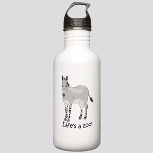 Somali Wild Ass Stainless Water Bottle 1.0L