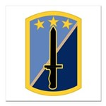 170th Infantry BCT Square Car Magnet 3