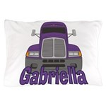Trucker Gabriella Pillow Case