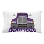 Trucker Gabrielle Pillow Case