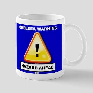 Hazard Ahead Mugs