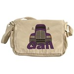 Trucker Gail Messenger Bag
