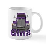 Trucker Gina Mug