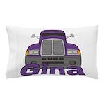 Trucker Gina Pillow Case