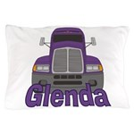 Trucker Glenda Pillow Case