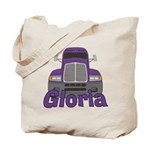 Trucker Gloria Tote Bag