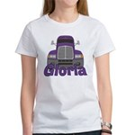 Trucker Gloria Women's T-Shirt