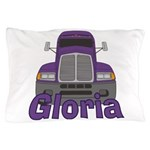 Trucker Gloria Pillow Case