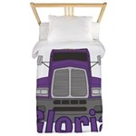 Trucker Gloria Twin Duvet