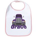 Trucker Grace Bib