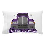 Trucker Grace Pillow Case
