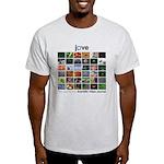 JoVE Articles Light T-Shirt