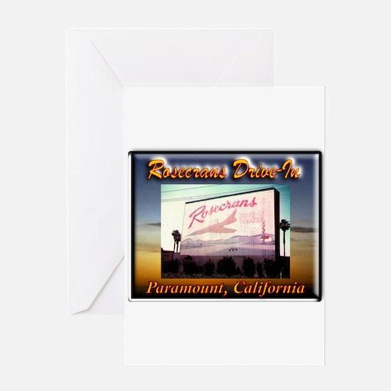 Rosecrans Drive-In Greeting Card