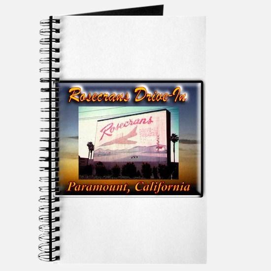 Rosecrans Drive-In Journal