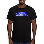 WorldControl Men's Fitted T-Shirt (dark)