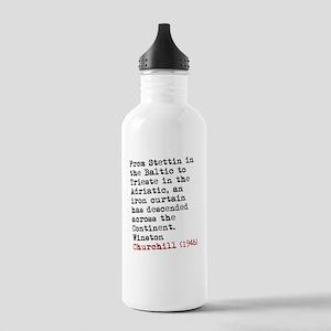 Winston Churchill - Iron Curtain Stainless Water B