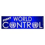 WorldControl (Bumper Sticker)