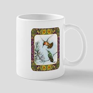 Rufous Hummingbirds Mug