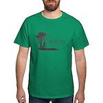 Beauty and the Beach Dark T-Shirt