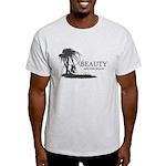 Beauty and the Beach Light T-Shirt
