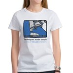 Techniques made simple Women's T-Shirt