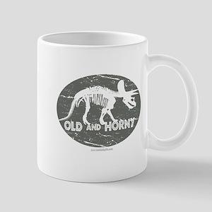 Old and Horny... Mug