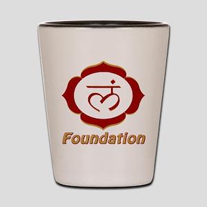 Yoga Foundation Shot Glass