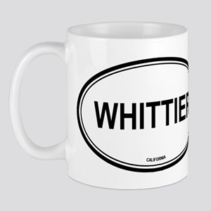 Whittier (California) Mug