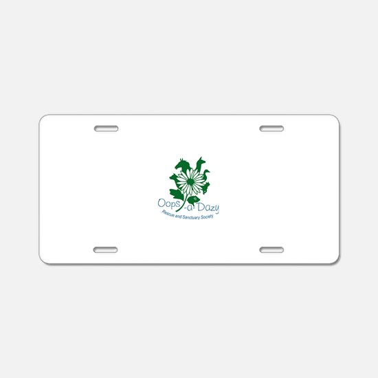 colour logo Aluminum License Plate