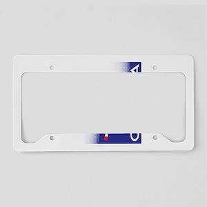 cro3 License Plate Holder