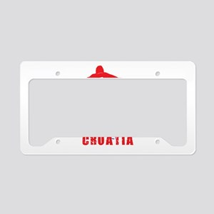 cro5 License Plate Holder