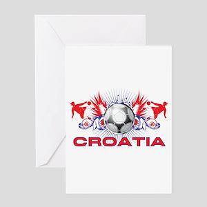 cro6 Greeting Card