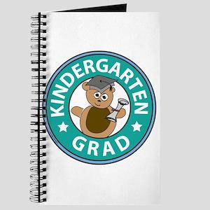 Kindergarten Grad Journal